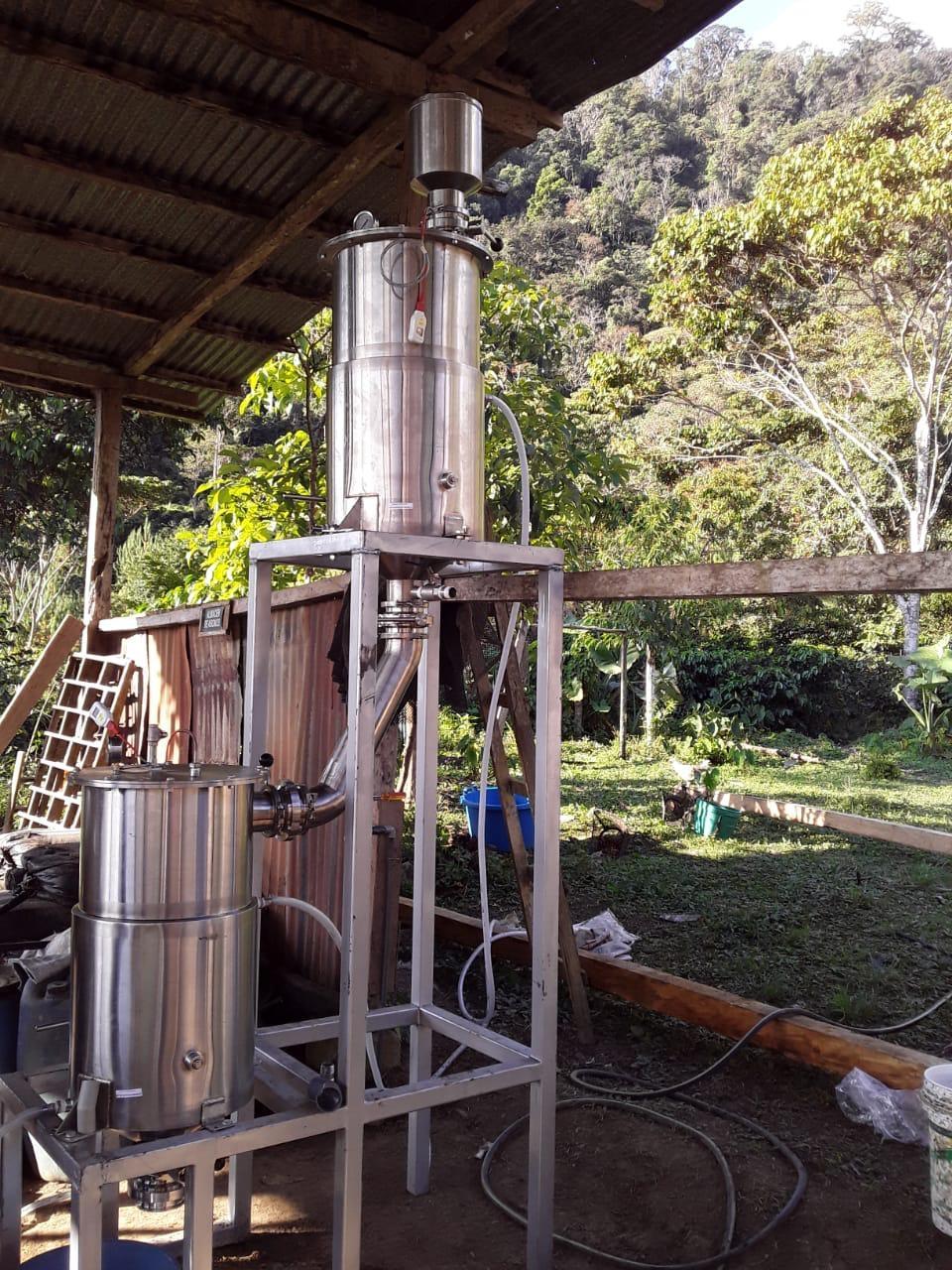 Uso de Bioreactor
